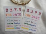 Save the Date Invitation Wording for Birthday Party Save the Date Cards From 60p Save the Date Cards for Weddings