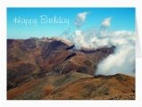 Scenic Birthday Cards Happy Birthday with Scenic Mountain View Greeting Cards