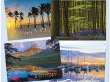 Scenic Birthday Cards Scenic Birthday assortment Scenic Birthday Cards Posty