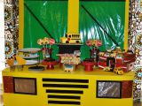 School Bus Birthday Party Decorations 17 Best Ideas About School Bus Party On Pinterest Kids
