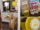 School Bus Birthday Party Decorations 17 Best Images About Blake 39 S 2nd Birthday Ideas On