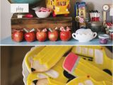 School Bus Birthday Party Decorations Big Old Yellow School Bus Ideas for Back to School