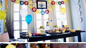School Bus Birthday Party Decorations School Bus Birthday Party