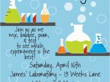Scientist Birthday Card Best 20 Birthday Party Invitation Wording Ideas On