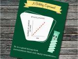 Scientist Birthday Card Birthday Correlation Candles Nerdy Science Card Student