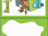 Scooby Doo Birthday Cards Scooby the Gang Invitation Printables Pinterest