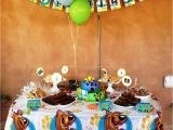 Scooby Doo Birthday Decorations Scooby Doo Birthday Party Ideas Photo 14 Of 15 Catch