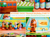 Scooby Doo Birthday Decorations Scooby Doo Party Decorations Party Ideas Karaspartyideas