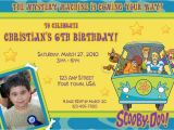 Scooby Doo Birthday Invites Scooby Doo Birthday Party Invitations Best Party Ideas
