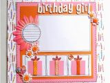 Scrapbook Ideas for Birthday Girl 1000 Images About Scrapbook Birthday Layouts On
