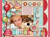 Scrapbook Ideas for Birthday Girl 25 Best Ideas About Birthday Scrapbook Pages On Pinterest
