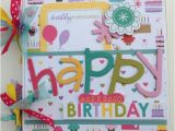 Scrapbook Ideas for Birthday Girl Sale Birthday Girl Scrapbook Mini Album