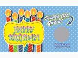 Scratch Off Birthday Card Happy Birthday Scratch Off Reward Cards 30pk top5227