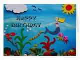 Scuba Diving Birthday Cards Scuba Diving Birthday Cards Scuba Diving Birthday Card