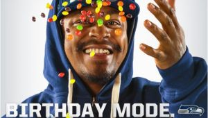 Seahawks Birthday Meme Seahawks Com Blog A Happy Beast Mode Birthday