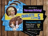 Secret Life Of Pets Birthday Party Invitations Novel Concept Designs the Secret Life Of Pets Movie