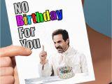 Seinfeld Birthday Card Funny Birthday Card soup Nazi Seinfeld Card Jerry Kramer