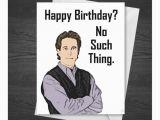 Seinfeld Birthday Card Happy Birthday Seinfeld Greeting Card Jerry Seinfeld