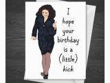 Seinfeld Happy Birthday Card Happy Birthday Elaine Greeting Card Seinfeld Little by