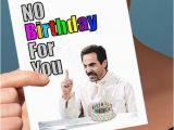 Seinfeld Happy Birthday Card Items Similar to Funny Birthday Card soup Nazi Seinfeld