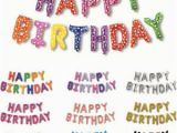 Self Inflating Happy Birthday Banner asda Large Happy Birthday Self Inflating Balloom Banner