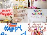 Self Inflating Happy Birthday Banner Card Factory Happy Birthday Balloons Banner Balloon Bunting Party
