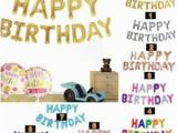 Self Inflating Happy Birthday Banner Card Factory Large Happy Birthday Self Inflating Banner Balloon Foil