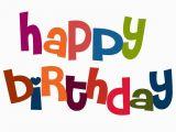 Send A Virtual Birthday Card 12 Free Very Cute Birthday Clipart for Facebook