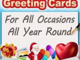 Send An Online Birthday Card Greeting Cards App Free Ecards Send Create Custom Fun