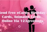 Send Birthday Card Online Free Send Free Ecards Birthday Cards Animated Cards Online