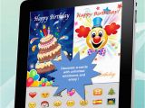 Send Birthday Card Through Text Message App Shopper the Ultimate Happy Birthday Cards Pro