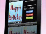 Send Birthday Card Through Text Message the Ultimate Happy Birthday Cards Lite Version Custom