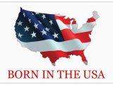 Send Birthday Card Usa Born In the Usa Happy Birthday
