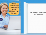 Send Birthday Cards by Mail 10 Funny Birthday Cards Hillary Bernie Would Never Send