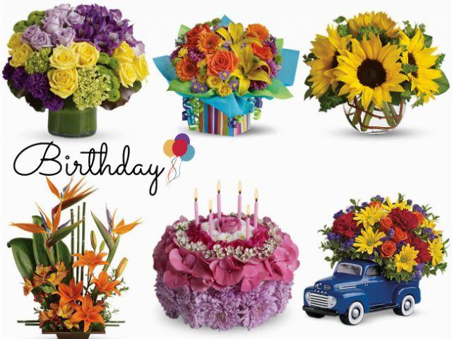 Send Birthday Flowers Cheap Teleflora And Anniversary