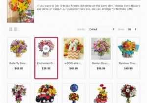 Send Birthday Flowers Same Day Same Day Delivery Birthday Flowers Sendflowersandmore