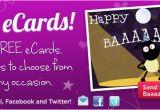 Send Electronic Birthday Card Free Ecards