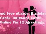 Send Free Birthday Card Send Free Ecards Birthday Cards Animated Cards Online
