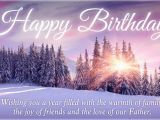 Send Happy Birthday Cards Online Free Free Happy Birthday Winter Scene Ecard Email Free
