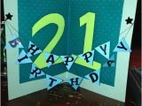 Sentimental 21st Birthday Gifts for Him 21st Birthday Card for Him Thanks Kristen and Bri Diy