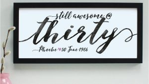 Sentimental 30th Birthday Gift Ideas for Him Sentimental 30th Birthday Gifts for Him Gift Ftempo