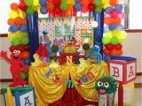 Sesame Street 1st Birthday Decorations Birthday Quot Elmo Sesame Street 1st Birthday Quot Catch My Party