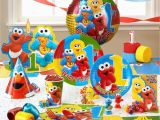 Sesame Street 1st Birthday Decorations Elmo Birthday Party Tips Home Party Ideas