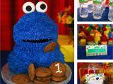 Sesame Street 1st Birthday Decorations Invitation Parlour Sesame Street Party Jackson 39 S 1st