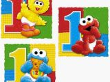 Sesame Street 1st Birthday Decorations Sesame Street First Birthday Party Supplies Birthday Wikii