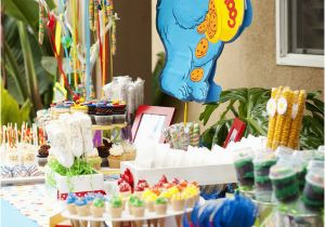 Sesame Street Birthday Decoration Ideas Kara 39 S Party 2nd