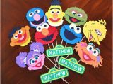 Sesame Street Birthday Decoration Ideas Sesame Street Birthday Party Decorations Sesame Street