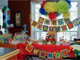 Sesame Street Birthday Decoration Ideas Sesame Street First Birthday Decorations