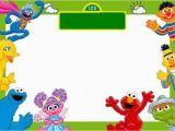 Sesame Street Birthday Invitation Templates Free Sesame Street Invitation Template Invitations Online