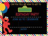 Sesame Street Birthday Invitation Templates How to Make A Sesame Street Digital Invitation Includes